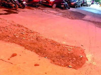 Potholes to be filled by September 30: Revenue Minister R Ashoka