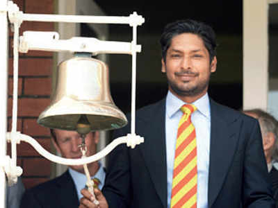 Sri Lanka'sKumar Sangakarra says no to Pataudi lecture; BCCI still divided