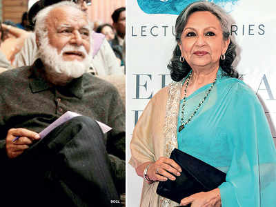 Sharmila Tagore, Manisha Koirala and Shabana Azmi among others attend Khushwant Singh lit fest