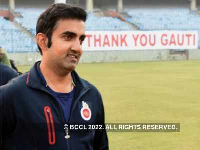 Gautam Gambhir never shied away from challenge on cricket field, says VVS Laxman