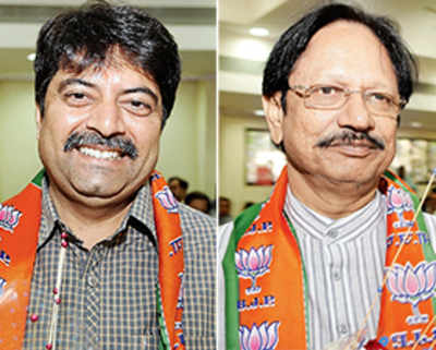 BJP appoints Gujarati as BMC group leader for his Marathi skills