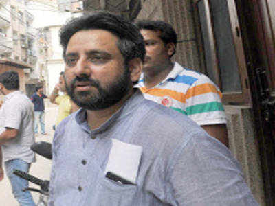 Delhi news: Police register case against AAP MLA Amanatullah Khan over controversial tweet and video