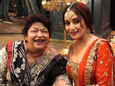 Saroj Khan: Madhuri's performance in Ek Do Teen will always remain close to my heart