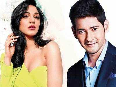 Kiara Advani and Mahesh Babu to team up again, this time for a Telugu family action drama