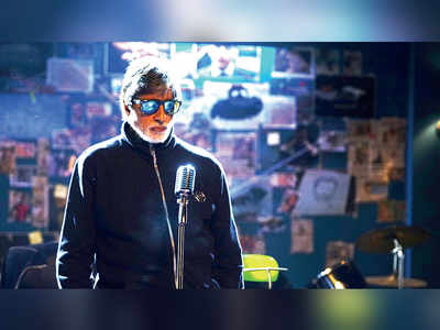 Amitabh Bachchan raps for Sujoy Ghosh's Badla