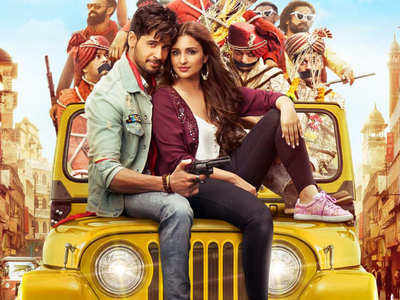 Jabariya Jodi movie review: This Sidharth Malhotra, Parineeti Chopra film is a scrambled mess