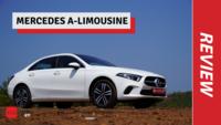 Mercedes-Benz A-Class Limousine | Review
