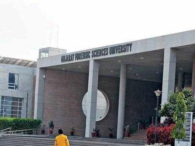 'GFSU is biased against us, allege 'Gujarati' students