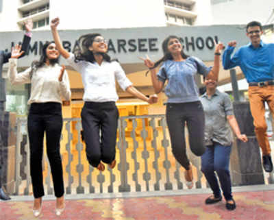 Icse Isc 2017 Results Pune S Muskan Makes State Smile