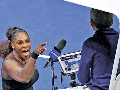 Do you agree with Serena Williams that there are sexist double standards in tennis?