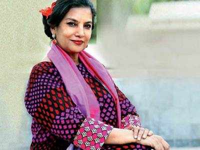 Shabana Azmi, who is still recovering from a road accident, is working on an international project during the lockdown