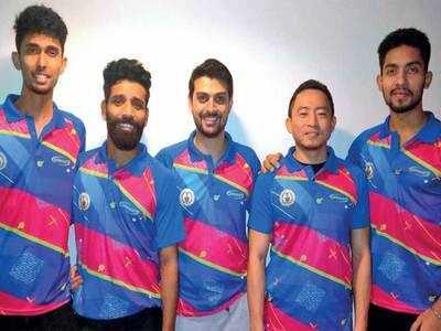 AG office, Mumbai win team title