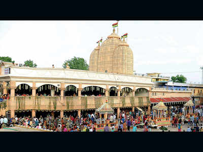 Jagannath temple set to get Varanasi touch after revamp
