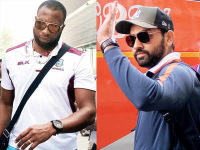 India vs West Indies: Visitors need to find their feet quickly in second T20I today