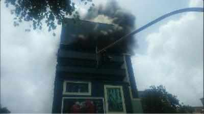Bandra Linking Road fire doused, none hurt