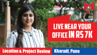 Live near your office in Rs 7k | Location & Project Review Kharadi, Pune