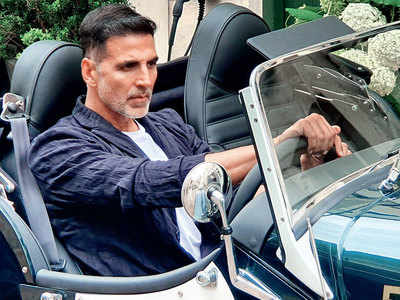 Akshay Kumar: Women are better and more powerful than men