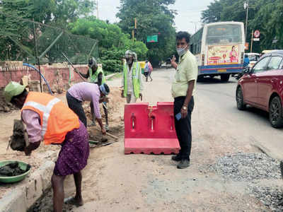 HAL Road set to be restored