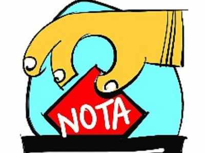 Nearly 5 lakh voters opted for NOTA in Maharashtra, highest in Palghar