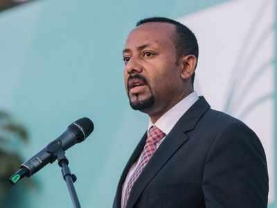Nobel Peace Prize 2019 awarded to Ethiopian Prime Minister Abiy Ahmed Ali