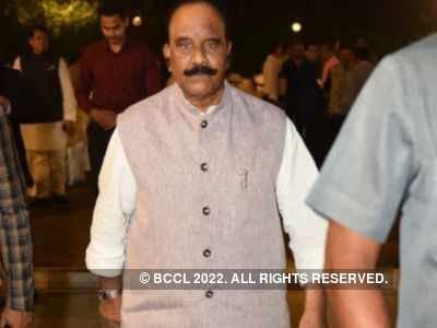 Telangana first home minister Nayani Narasimha Reddy passes away