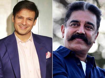 Vivek Oberoi slams Kamal Haasan for his 'Hindu' terrorist comment indicating Nathuram Godse