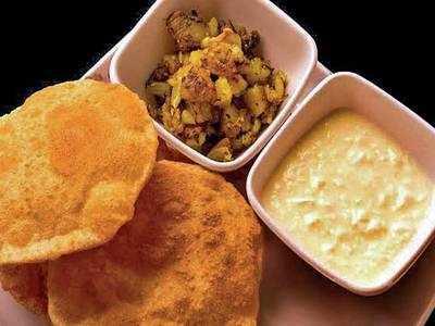 TABLE TALK : In praise of puri bhaji
