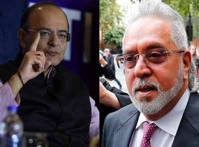 War hots up: BJP, Congress spar over Jaitley-Mallya 'meeting'