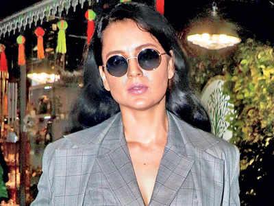 FIR against Kangana, sister Rangoli for sedition