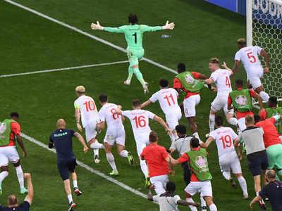 UEFA EURO 2020, France vs Switzerland Highlights: Switzerland stun world champions France 5-4 on penalties to enter quarterfinals