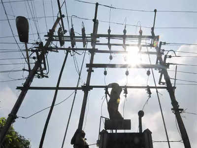 Power outage in MMR as a substation catches fire