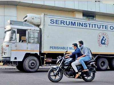 Will stop Serum Institute of India's vehicles carrying vaccines to other states if doses not supplied to Maharashtra: Raju Shetti