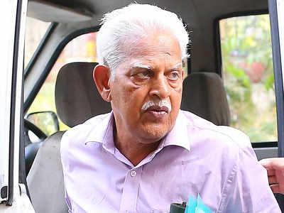 Varavara Rao discharged from hospital, taken back to prison