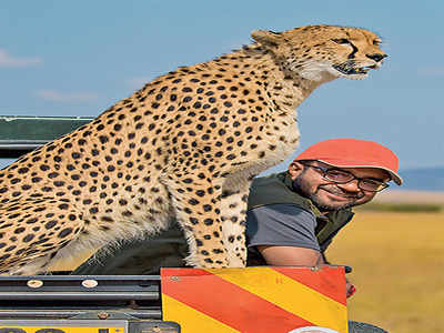 Lights. Camera. Eternal Rest: Ashish Parmar's sudden demise has left his fans and wildlife enthusiasts in a state of shock