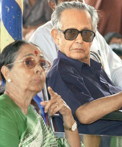 An 'uncommon' marriage: RK Laxman and Kamala