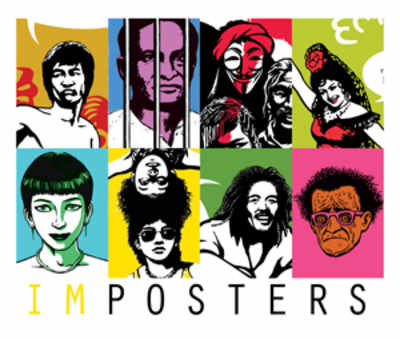 Pretend posters