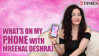 What's on my phone Ft. Mreenal Deshraj |EXCLUSIVE|