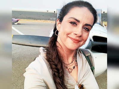 Gul Panag: I've just started flying out of Mumbai