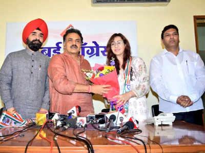 Shilpa Shinde joins Congress