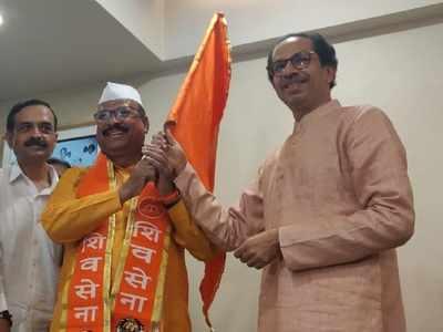 Congress MLA Abdul Sattar joins Shiv Sena ahead of Maharashtra Assembly elections