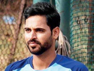Injured Bhuvneshwar Kumar out of West Indies ODIs; Navdeep Saini, Shardul Thakur, Umesh Yadav in fray