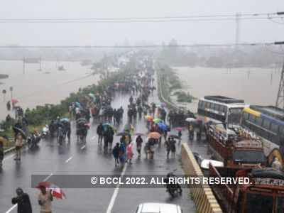 Pune rains LIVE Updates: All dams of Pune, Satara and Kolhapur 100 per cent full