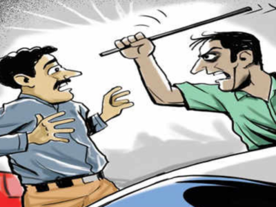 Road rage: Two bikers arrested for attacking fellow biker with sharp weapons in Kandivali
