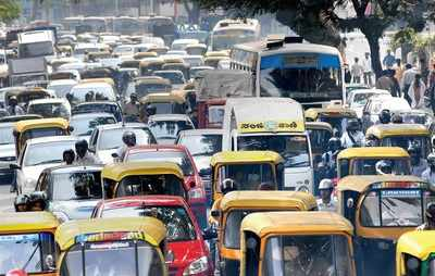 Vehicle glut makes Bengaluru desperate for solutions