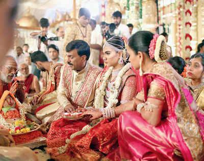 Reddy wedding splurge cost only Rs 30 crore?