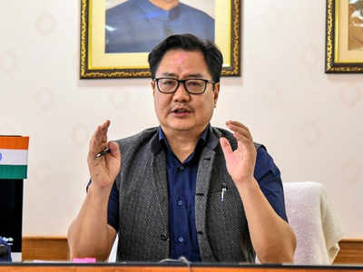Kiren Rijiju: Will mobilise over 1 crore volunteers to help in India's fight against Covid-19