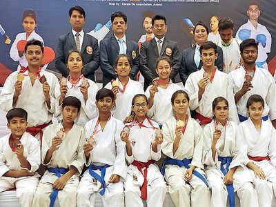 City kids shine in state karate tourney