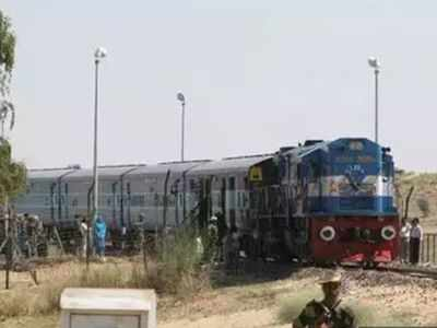 India suspends Thar Link Express amid tensions with Pakistan