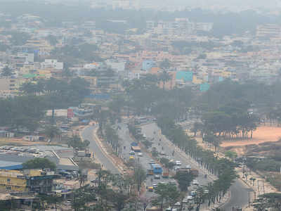 Bengaluru cool: It was just a drizzle, say weathermen