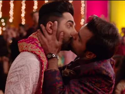 Shubh Mangal Zyada Saavdhan song Gabru:  Ayushmann Khurrana seals it with a kiss
